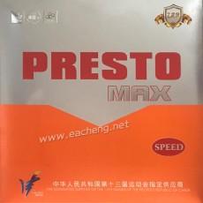 729 PRESTO MAX SPEED