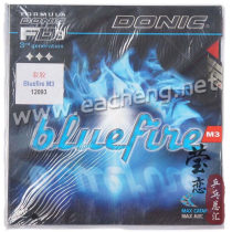 Donic Blue fire M3
