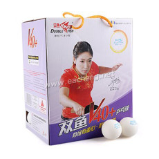 Double Fish  V40+ 100 balls / box