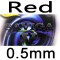 red 0.5mm
