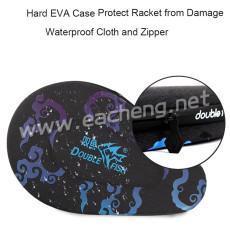 Double Fish EVA Hard racket Case