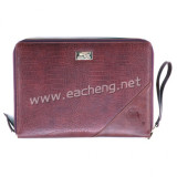 Double Fish PU Leather Case