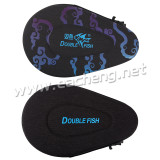 Double Fish EVA Hard racket Case