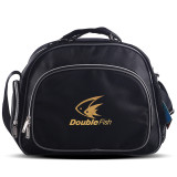 Double fish racket bag waterproof