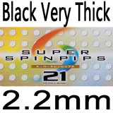 Black Very Thick 2.2MM