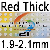 Red thick 1.9-2.1mm