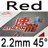 red 2.2mm45°