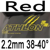 red 2.2mm 38-40°