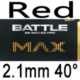 red 2.1mm H40