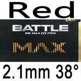 red 2.1mm H38