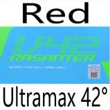 red Ultramax 42°
