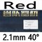 red 2.1mm 40°