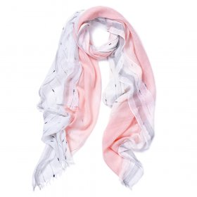 Kalevel Large Scarf Lightweight Wrap Shawl Polyester Travel Thin Scarves Women