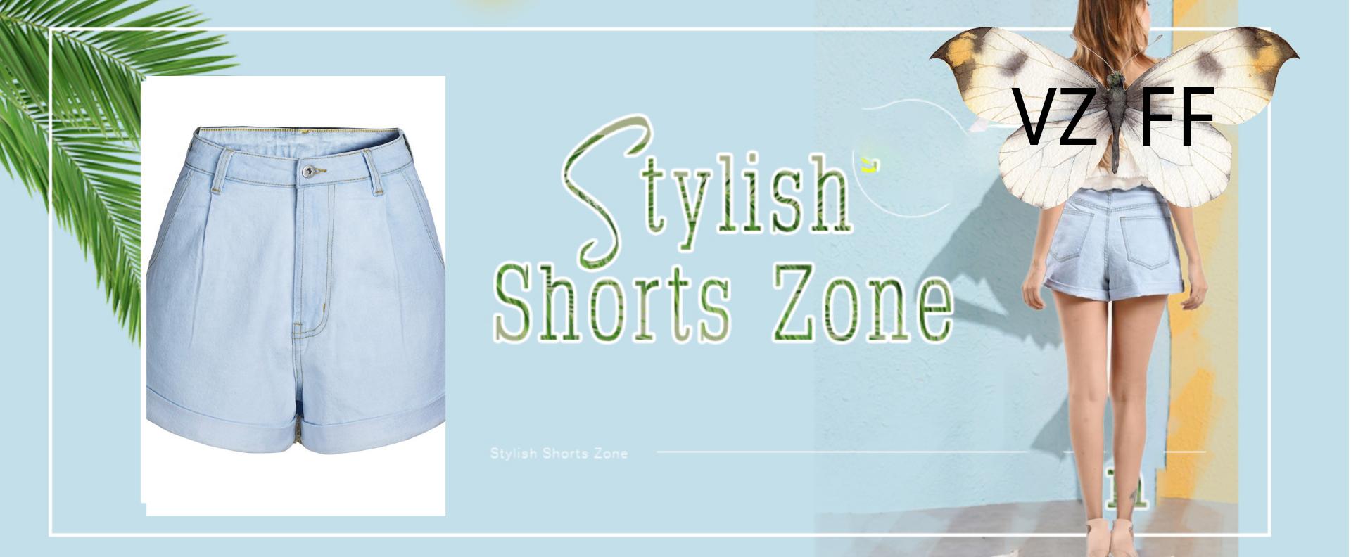 VZFF Short Jeans