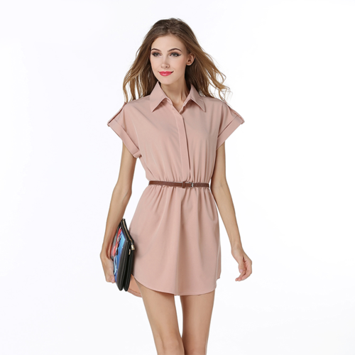 Latest Shirt Dress Cutting Simple For Fashion Ladies