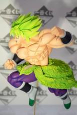 【In Stock】Bandai Dragon Ball Super Broly Green Hair PVC Figure