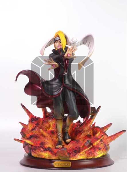 【In Stock】Model Palace Studio Naruto Akatsuki Deidara 1:7 Resin Statue