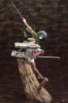 【In Stock】KOTOBUKIYA ARTFX J Attack on Titan Mikasa Ackerman