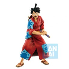 【Pre order】Bandai One-Piece  WANO Country Monkey D Luffy