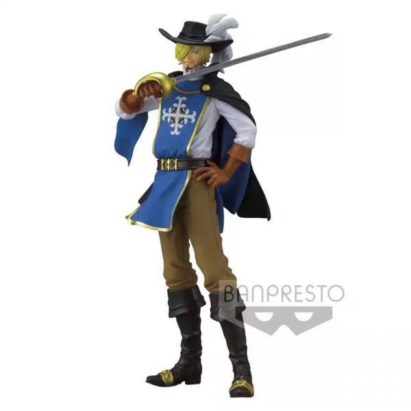 【Pre order】Bandai One-Piece TREASURE CRUISE 2 Western Swordsman Vinsmoke Sanji