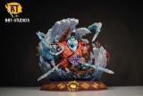 【Pre Order】BBT Studio One-Piece Jinbe SD Ver. Battle Resin Statue Doposit