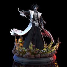 【Pre order】SHOGUN Studio Bleach Kenpachi 1:6 Resin Statue Deposit