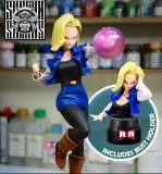 【In Stock】SHOGUN Studio Dragon Ball Super Android 18 1:6 Resin Statue