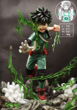 【Pre order】HCLI Studio My Hero Academia Midoriya Izuku 1:6  Resin Statue Deposit