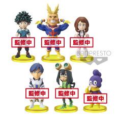 【Pre order】Bandai My Hero Academia WCF vol.1 Deposit