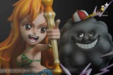 【Pre order】PT Studio One-Piece  NAMI SD Scale Resin Statue Deposit