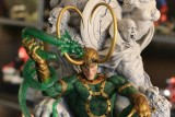 【Pre order】Personal Custom Marvel Loki The Throne Resin Statue