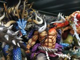 【In Stock】BP. Studio One-Piece Yonko KAIDO 1:8  Resin Statue