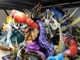 【In Stock】BP. Studio One-Piece Yonko KAIDO 1:8  Resin Statue