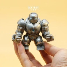【In Stock】Personal Custom Compatible with LEGO Iron Man MK I