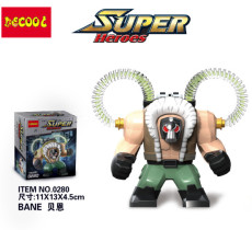 【In Stock】Personal Custom Compatible with LEGO Bane