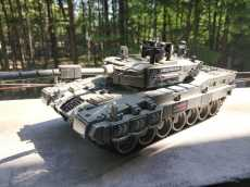 【In Stock】Personal Custom Compatible with LEGO Leopard Tank Panther