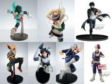 【Pre order】Bandai Banpresto My Hero Academia PVC Figure Deposit