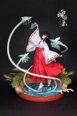 【Pre order】HunYu-Studio Inuyasha Kikyō  1/7 Scale Resin Statue Deposit