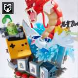 【In Stock】MFC Studio Pokemon GBA vol.2 Gyarados Resin Statue