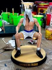【Pre Order】M3 Studio SLAM DUNK(スラムダンク) Shinchi Maki 1:6 Resin Statue Doposit