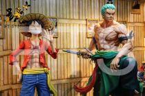 【Pre order】PT Studio One-Piece Roronoa Zoro 1:1 Scale Resin Statue Deposit