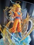 【In Stock】Figure Class Dragon Ball Z Goku Supersaiyan3 Resin Statue