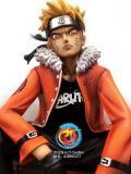 【In Stock】CT-STUDIO Shuttle Future 2019 Final Leader Sitting Posture Series-001 Naruto Resin Statue