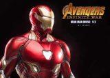 【Pre order】6Y Studio Marvel Iron Man MK50 1/2 Scale Resin Statue Deposit