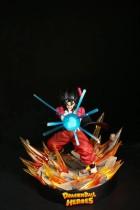 【Pre Order】WZ-Studio Dragon Ball Super Saiyan4 Vegetto 1/6  Resin Statue Deposit
