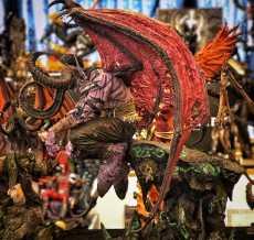 【In Stock】Cat Fish Studio Warcraft3/Dota Demon Hunter Illidan Stormrage 1/4 Resin Statue