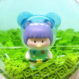 【In Stock】GabriellaWorkshop Little Bear Brother Cos Buzz Lightyear Figure Toy