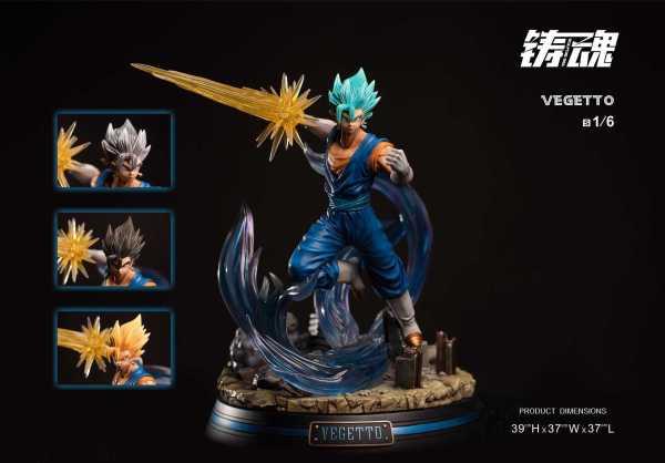 【In Stock】Sculpting Soul Studio Dragon Ball Z Super Vegetto 1:6 Resin Statue