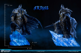 【In Stock】Cat Fish Studio Warcraft3/Dota Arthas Frost Death Knights 1/4 Resin Statue