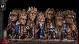 【Pre order】MH Studio Naruto The Hokage Rock 1:7 Scale Resin Statue Doposit